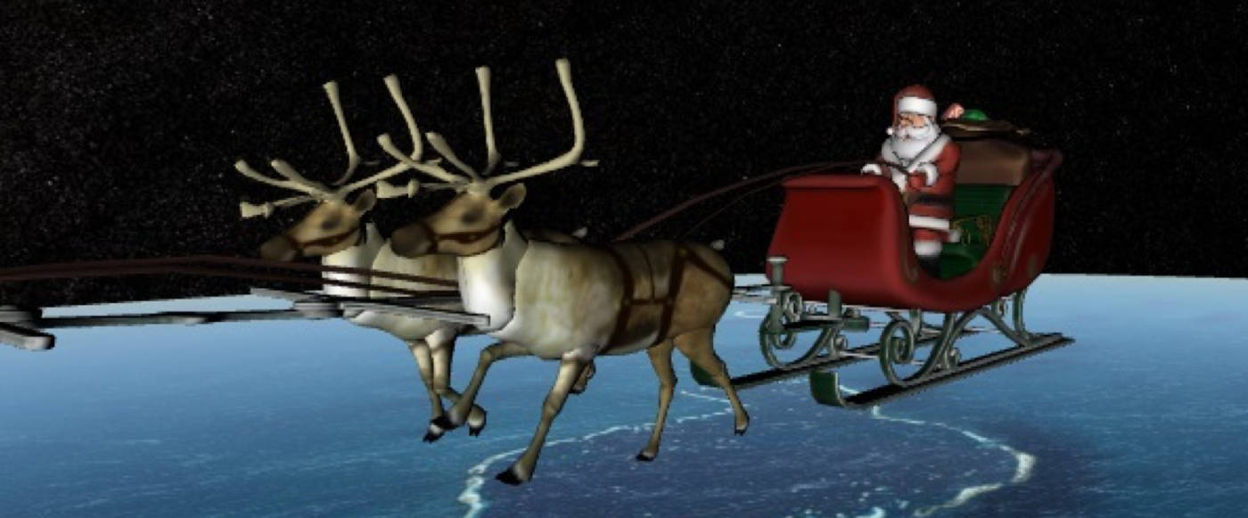 WebGL and glTF at Work in the NORAD Santa Tracker - The Khronos ...