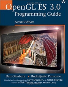 Buy the OpenGL ES 3.0 Programming Guide (2nd Edition) book