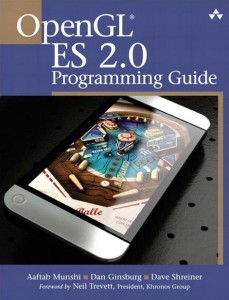 Buy the OpenGL(r) ES 2.0 Programming Guide book