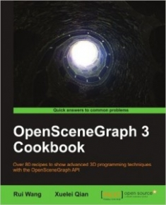 Buy the OpenSceneGraph 3 Cookbook book