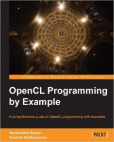 Buy the OpenCL Programming by Example book