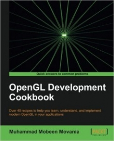 Buy the OpenGL Development Cookbook book