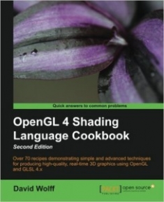 Buy the OpenGL 4 Shading Language Cookbook - Second Edition book