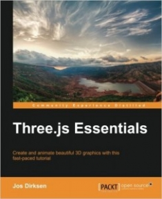 Buy the Three.js Essentials book