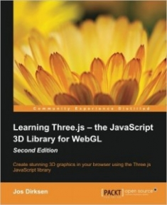 Buy the Learning Three.js: The JavaScript 3D Library for WebGL - Second Edition book