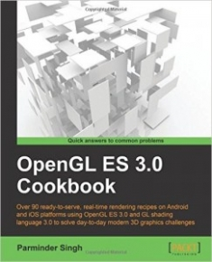 Buy the OpenGL ES 3.0 Cookbook book