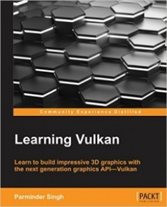 Buy the Learning Vulkan book