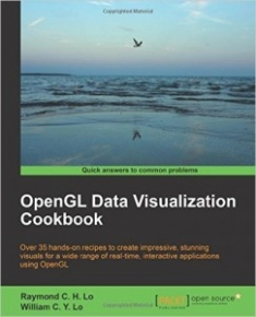 Buy the OpenGL Data Visualization Cookbook book