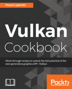 Buy the Vulkan Cookbook book