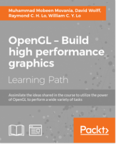 Buy the OpenGL – Build High Performance graphics book