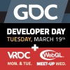 Khronos Group at GDC 2019 - Developer Day sessions, OpenXR Table and WebGL Meetup