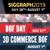 Khronos BOF Day at SIGGRAPH 2019–Next Week!