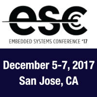 Learn more about ESC Silicon Valley 2017