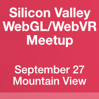 Learn more about WebGL WebVR Meetup at Google!