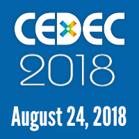 Learn more about 2018 CEDEC