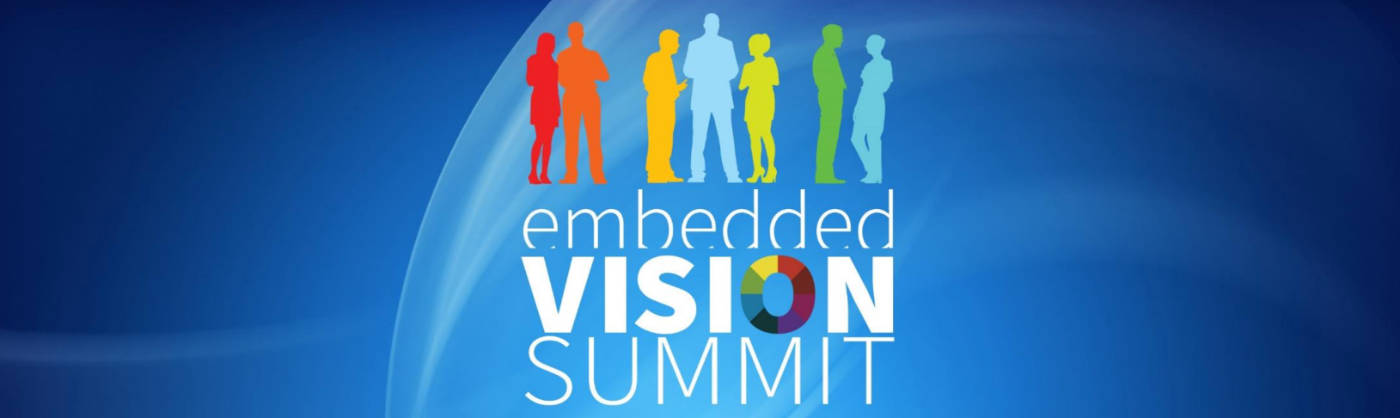 2018 Embedded Vision Summit Banner