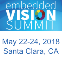 Learn more about 2018 Embedded Vision Summit