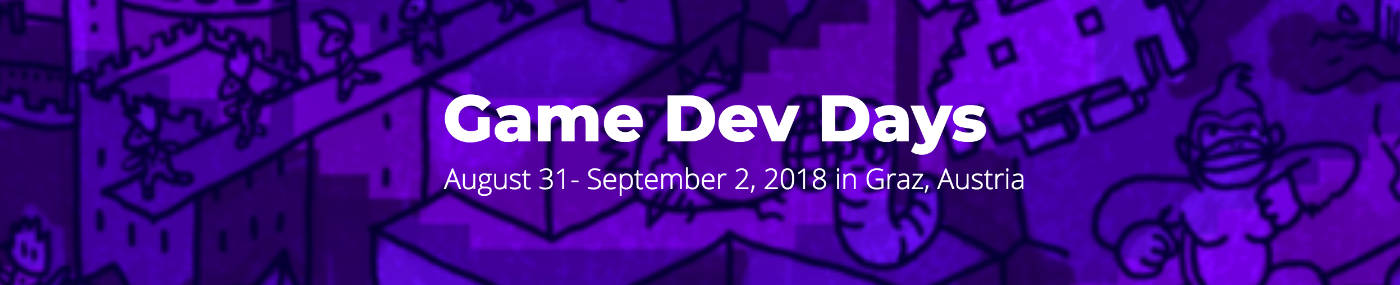 2018 Game Dev Days - Vulkan Banner