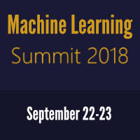 Learn more about 2018 Machine Learning Summit