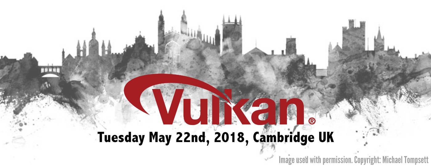 Vulkanised is back! Banner