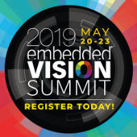 Learn more about 2019 Embedded Vision Summit