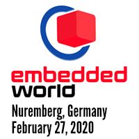 Learn more about Embedded World Conference 2020