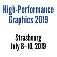 Learn more about 2019 High-Performance Graphics (HPG)