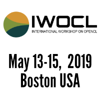 Learn more about IWOCL 2019 - 7th International Workshop on OpenCL
