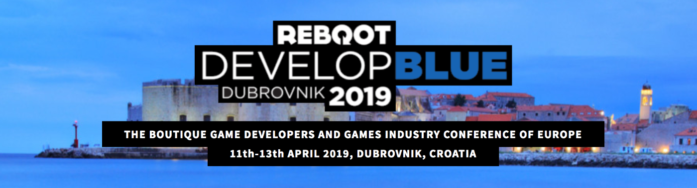 Reboot Develop Blue 2019 Banner