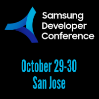 Learn more about Samsung Developer Conference 2019