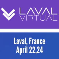 Learn more about Laval Virtual 2020