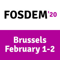 Learn more about FOSDEM 2020