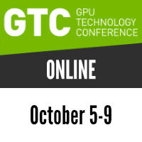 Learn more about GTC - Fall 2020