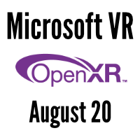 Learn more about The Microsoft Virtual Reality Developer Event