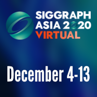 Learn more about 2020 SIGGRAPH Asia Virtual