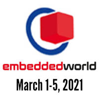 Learn more about Embedded World Conference 2021 DIGITAL