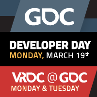 Learn more about GDC & VRDC 2018