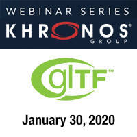 Learn more about Webinar: glTF Tools from Khronos