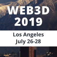 Learn more about Web3D 2019