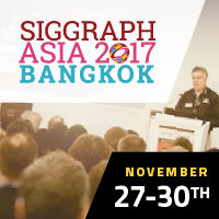 Learn more about 2017 SIGGRAPH Asia