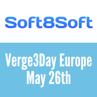 Learn more about Verge3Day Europe 2019
