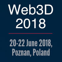 Learn more about Web3D 2018