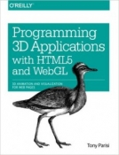 Buy the Programming 3D Applications in HTML5 and WebGL book