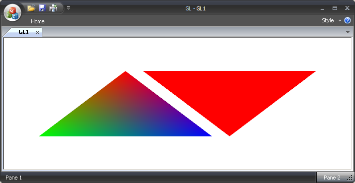 Tutorial: OpenGL 3 1 The First Triangle (C++/Win) - OpenGL Wiki